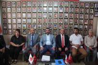 MUSTAFA KEMAL ATATÜRK - MHP'li Avşar'dan Gaziler Ve Şehit Aileleri Vakfı'na Ziyaret