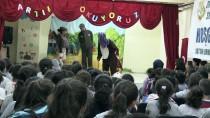 ORMAN YANGıNLARı - Öğrencilere Tiyatro İle Orman Sevgisi Anlatılıyor