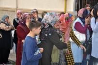 YUSUF GÖKHAN YOLCU - Öğretmen Çift Göz Yaşları İçinde Son Yolculuklarına Uğurlandı