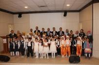 SAYGI DURUŞU - Oltu Şehitler İlkokulu'nda Eğitim Ve Öğretim Haftası Kutlama Programı
