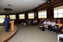 ARAŞTIRMACI - PAÜ'de Sanayi Doktora Programı Toplantısı Yapıldı