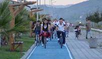 ORMAN YANGıNLARı - Pedallar, Otomobilsiz Çaycuma İçin Döndü