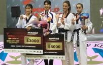 OLİMPİYAT ŞAMPİYONU - Rukiye Yıldırım'dan Bronz Madalya