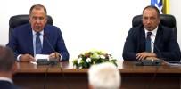 CUMHURBAŞKANı - Rusya Dışişleri Bakanı Lavrov Açıklaması 'Türkiye Ve Rusya İdlib Konusunda Anlaştı'