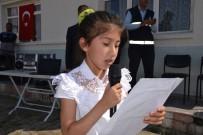 JANDARMA KOMUTANI - Şenkaya'da İlköğretim Haftası Kutlandı