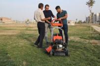 NEVRUZ - Silopi Belediyesi 4 Adet Çim Biçme Makinesi Aldı