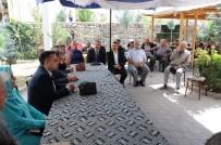 KAZıM ŞAHIN - Simav'da Halk Toplantısı