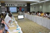 BEKİR KILIÇ - Şırnak'ta 'Koyun Ve Keçi Sistemi Bölge Bilgilendirme' Toplantısı
