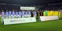 KALE ÇİZGİSİ - Spor Toto Süper Lig Açıklaması BB Erzurumspor Açıklaması 0 - MKE Ankaragücü Açıklaması 0 (İlk Yarı)