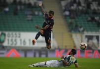 MAHMUT TEKDEMIR - Spor Toto Süper Lig Açıklaması Bursaspor Açıklaması 0 - Medipol Başakşehir Açıklaması 0 (İlk Yarı)