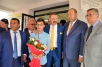 YUSUF GÖKHAN YOLCU - Tarım Lisesi'ni Hisarcıklıoğlu Açtı