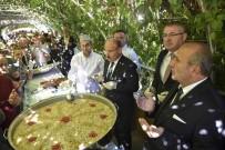 İBRAHIM COŞKUN - Taşköprü'de 2 Bin Kişiye Aşure İkram Edildi