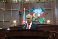 ÇEK CUMHURIYETI - TBMM Başkanı Yıldırım Açıklaması 'Azerbaycan'ı Öz Vatanım Kabul Ediyorum'