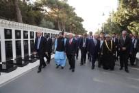 BİNALİ YILDIRIM - TBMM Başkanı Yıldırım Azerbaycan Ve Türk Şehitliklerini Ziyaret Etti