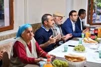 Tunceli'de Muharrem İftarı