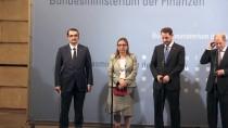 EKONOMİK BÜYÜME - Türkiye-Almanya Ekonomik İlişkileri Toplantısı