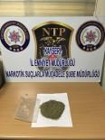 NARKOTIK - Uyuşturucu Operasyonunda 1 Kişi Gözaltına Alındı