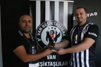 GALATASARAY - Vanlı Sanatçı Ümit Demir Beşiktaş İçin Klip Yaptı