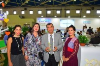 HONG KONG - World Food Moscow Fuarı'nda AKİB'e Ödül
