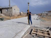 YOL ÇALIŞMASI - Yassıtepe Mahallesi Kilitli Parke Taşına Kavuştu