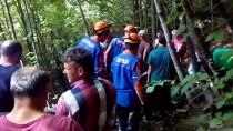 MAHSUR KALDI - Zonguldak'ta Kaçak Kömür Ocağında Göçük
