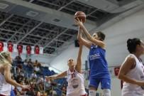 MEHMET ASLAN - 3. Özgecan Kadınlar Basketbol Turnuvası Başladı