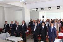 İLYAS ÇAPOĞLU - 'Ahlat Bölgesel Ortopedi Ve Travmatoloji Toplantısı' Başladı