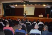 EMNIYET KEMERI - Aliağa'da Okul Servis Şoförlerine Eğitim