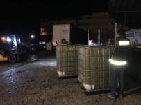 İSTANBUL EMNİYET MÜDÜRLÜĞÜ - Arnavutköy'deki Operasyonda 25 Bin Litre '10 Numara Yağ' Ele Geçirildi