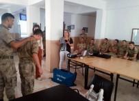 DOĞAL AFET - Askerlere İlk Yardım Eğitimi