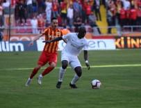 ALI TURAN - Atiker Konyaspor Kayserispor'u Deplasmanda Devirdi