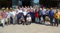 AMATÖR - Aydın ASKF'den Spor Muhabirlerine Yağmurluk