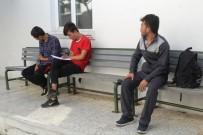 Ayvalık'ta 7 Mülteci İle Bir Organizatör Yakalandı