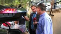 HIRSIZLIK BÜRO AMİRLİĞİ - Bagajındaki Tıbbi Cihaz İle Çalınan Otomobil Bulundu