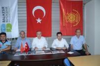 TRAFIK KAZASı - Balıkesir İtfaiyesi 8 Ayda 6 Bin 245 Olaya Müdahale Etti