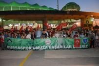 EMİR OSMAN BULGURLU - Başkan Tatlıoğlu'nun Öğrencilerle Maç Keyfi