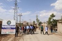 İPEKYOLU - Başkan Vekili Öztürk, Çalışmaları Yerinde İnceliyor