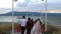 BAYRAM ÖZÇELİK - 'Burdur Gölü'nden En Önemli Su Kaybı Buharlaşmadan Oluşmaktadır'