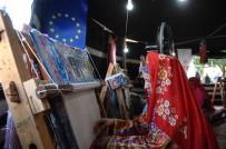 Bursa İpeğinin Avrupa Yolculuğu Kozahan'da Teşhir Ediliyor
