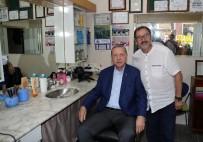 KıRAATHANE - Cumhurbaşkanı Erdoğan'dan Kasımpaşa'ya Sürpriz Ziyaret