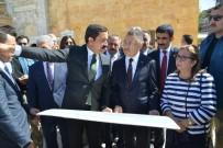 GÜMRÜK VE TİCARET BAKANI - Cumhurbaşkanı Yardımcısı Oktay, Kırşehir Belediyesini Ziyaret Etti
