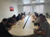AHMET DAVUTOĞLU - Ergene İlçe Spor Güvenlik Kurulu Toplantısı Yapıldı