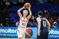 MERVE AYDIN - FIBA Dünya Kadınlar Basketbol Şampiyonası Açıklaması Türkiye Açıklaması 63 - Arjantin Açıklaması 37
