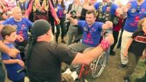 YUSUF ÖZTÜRK - Gaziler Motosikletlerle Başkent Turu Yaptı
