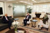 FETHI YAŞAR - Güdül Belediye Başkanı Yıldırım, Yaşar'ı Ziyaret Etti