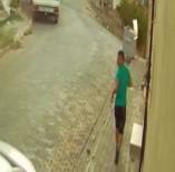 HIRSIZLIK BÜRO AMİRLİĞİ - Hırsız, Can Korkusundan Karakola Sığındı