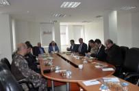 ABDULLAH AYAZ - İçişleri Bakan Yardımcısı Çataklı'nın Bitlis Ziyareti