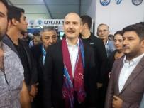 YUSUF GÜNEY - İçişleri Bakanı Soylu Trabzon Tanıtım Günleri'ne Katıldı