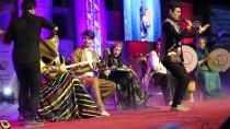 FOLKLOR - IKBY'de '5'İnci Farklı Kültürler Festivali' Düzenlendi