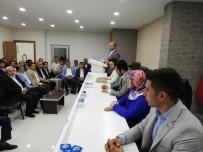 VEZIRHAN - İl Danışma Meclisi Toplantısı Yapıldı